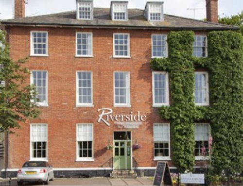 Q&A with Ged Sharrocks, general manager of Riverside House Hotel in Suffolk