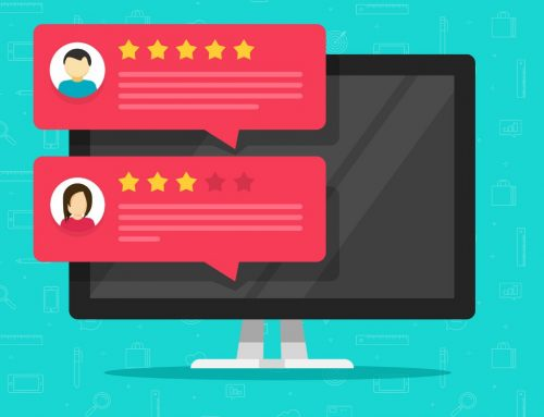 Earning your online stripes (and stars)